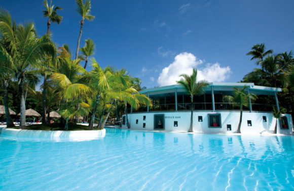 Riu Naiboa, Playa Arena Gorda, Punta Cana (June)